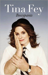 cover of Bossypants, by Tina Fey