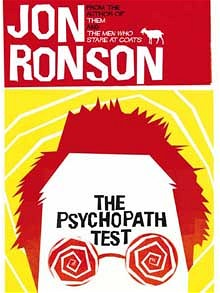 cover of The Psychopath Test, by Tina Fey