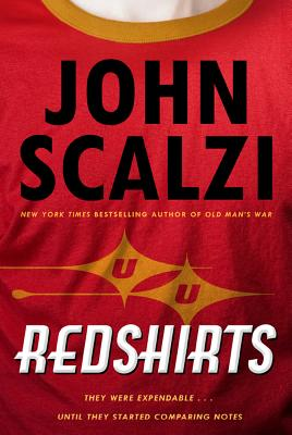 cover of Redshirts, by John Scalzi