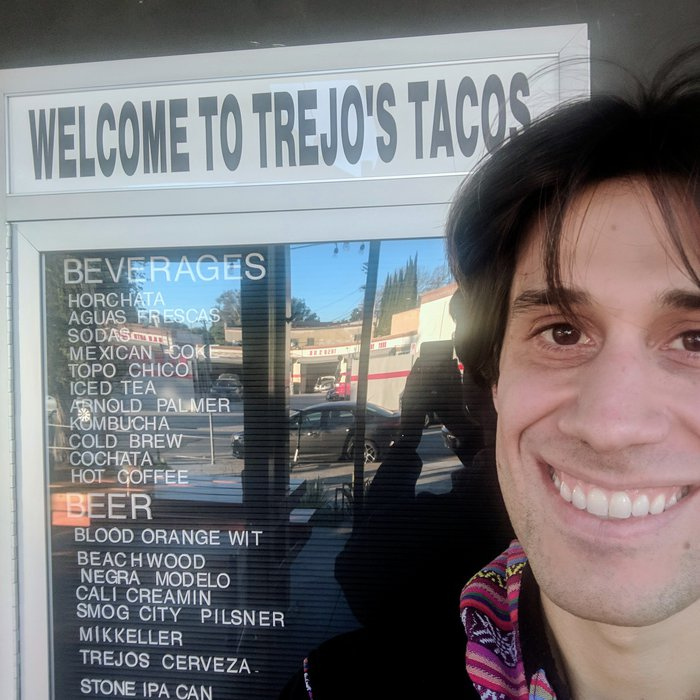 Visit to Trejo's Tacos. Click for full size.