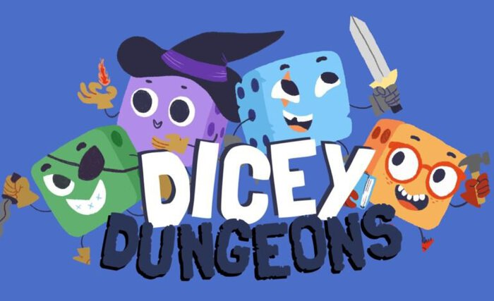 Dicey Dungeons poster