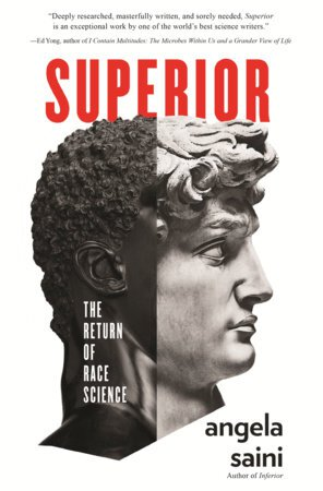 Cover of the book, Superior.