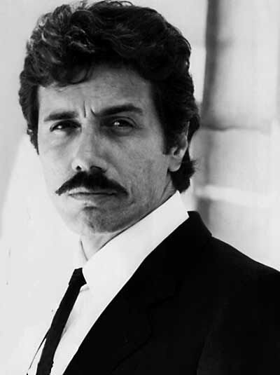 Young, dashing, handsome Edward James Olmos.